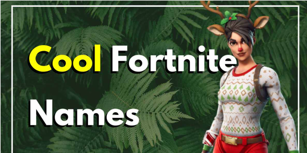 Sweaty Fortnite Names - Good, Cool, Funny