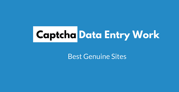 17 Best Online Captcha Entry Job Sites