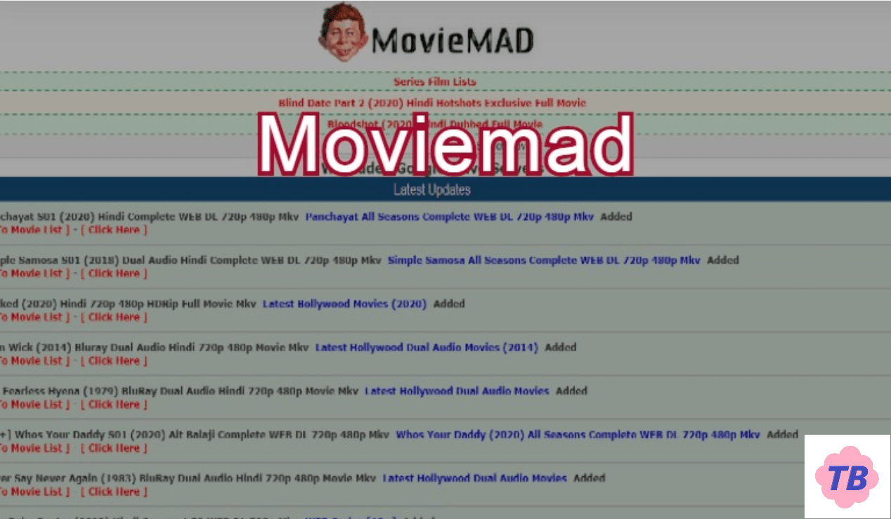 Moviemad 2021: Download Free Bollywood Hollywood Movie