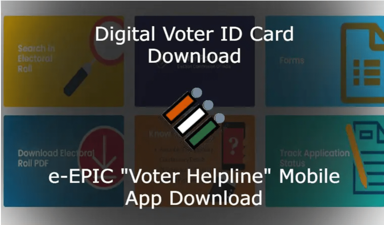 voter id download, how to download voter id, digital voter id card download, voter id download kaise kare, VOTER ID, VOTER ID CARD