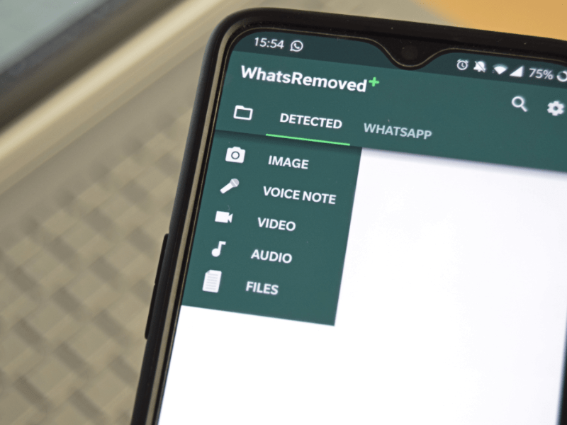 Read the deleted message on WhatsRemoved + WhatsApp with this trick in 2021