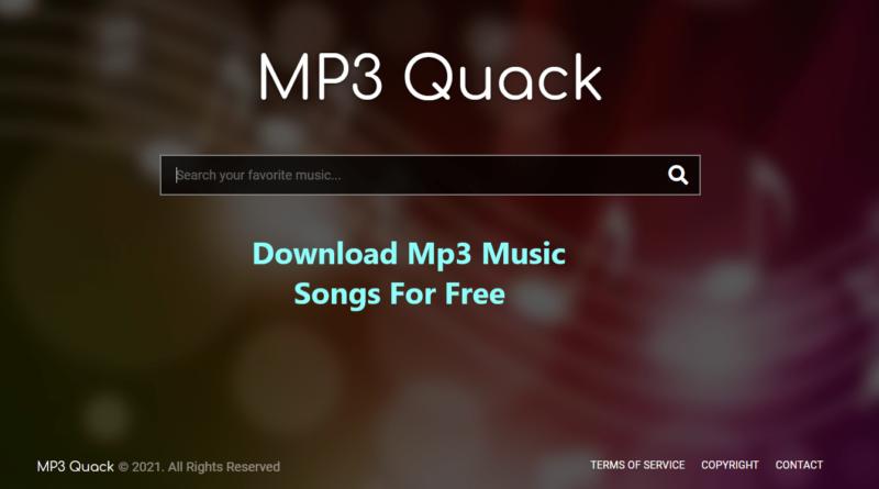 Mp3 Quack